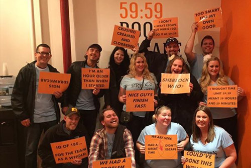 How Direct Marketing and Escape Room Adventures Relate